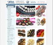 Beads and Pieces Website
