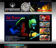 Immersion Watch Company Website
